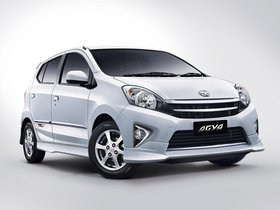 Ver foto 1 de Toyota TRD Agya S 2012