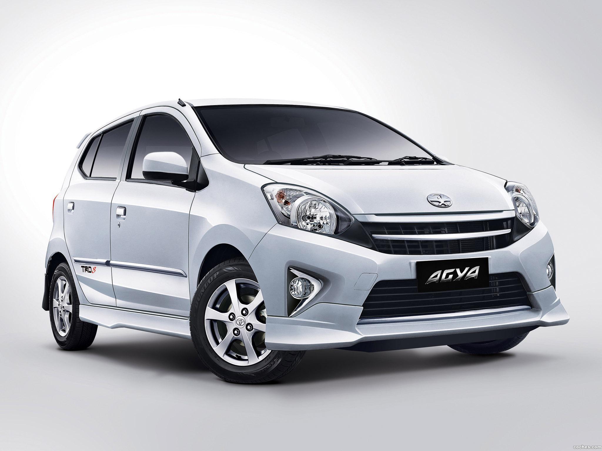 Foto 0 de Toyota TRD Agya S 2012