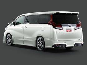 Ver foto 2 de Toyota Alphard TRD 2015