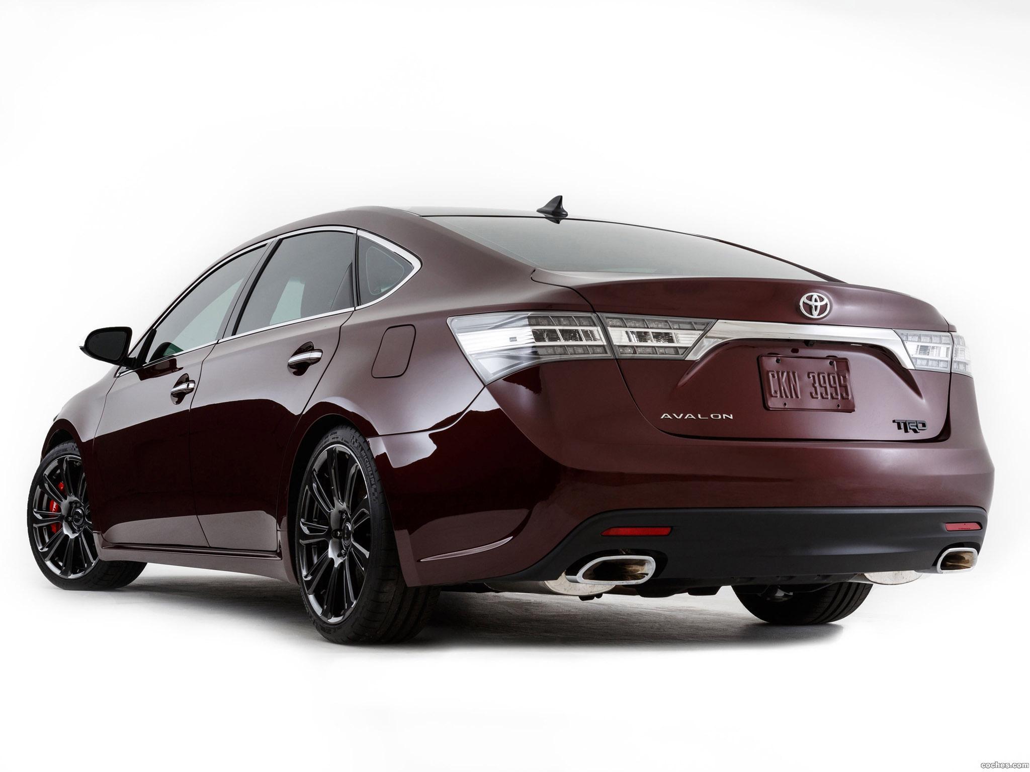 Foto 1 de Toyota TRD Avalon 2012