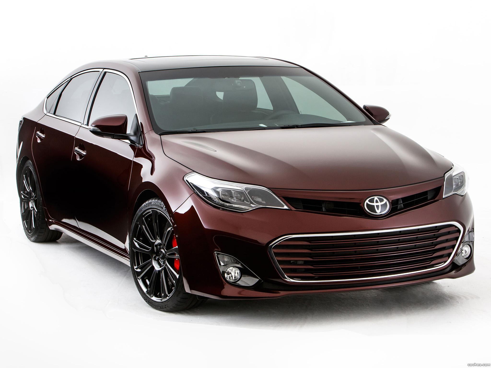 Foto 0 de Toyota TRD Avalon 2012