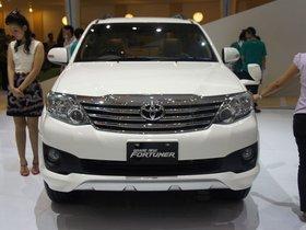 Ver foto 3 de Toyota TRD Fortuner Sportivo 2011