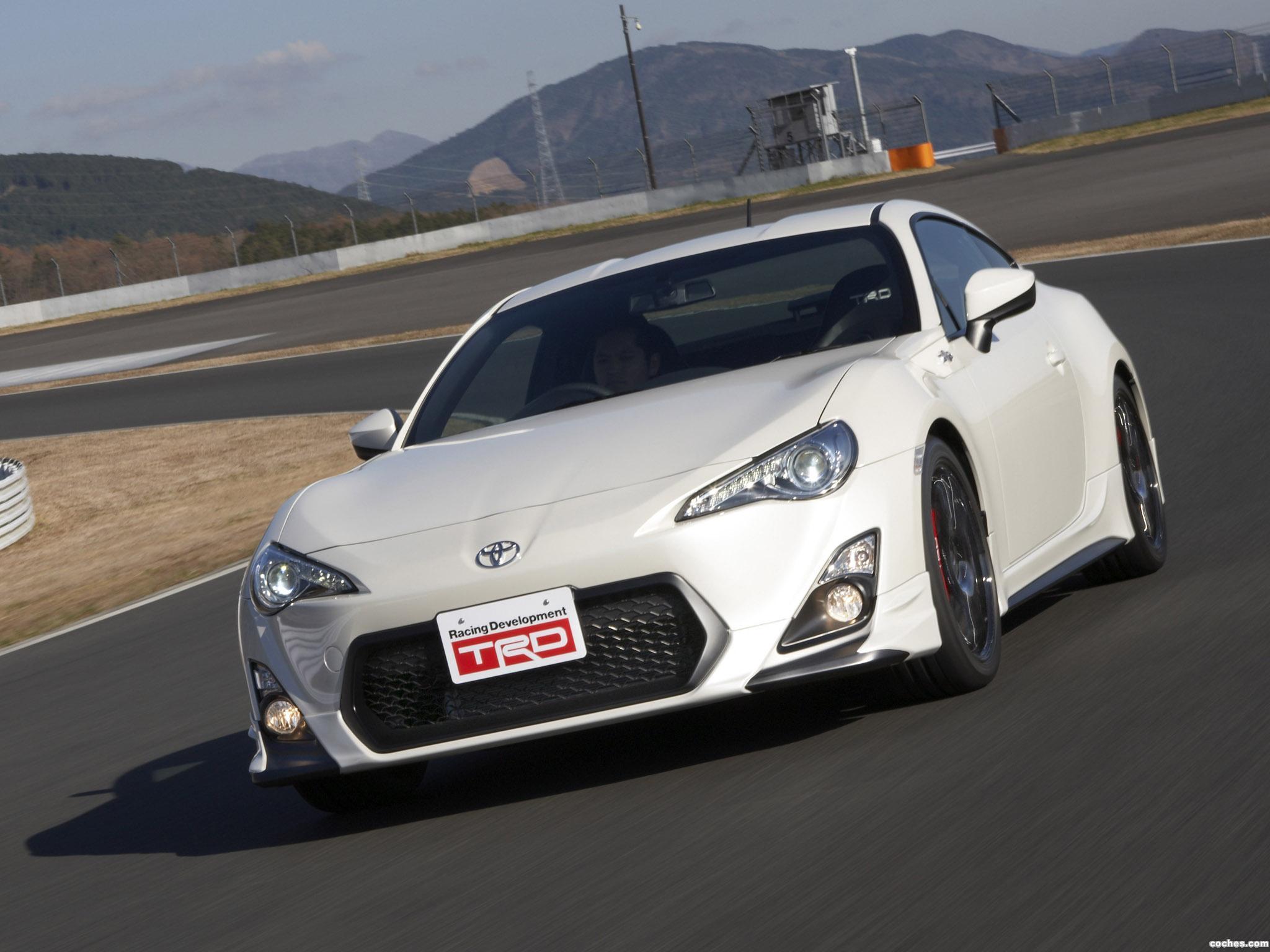 Foto 0 de Toyota TRD GT 86 2012