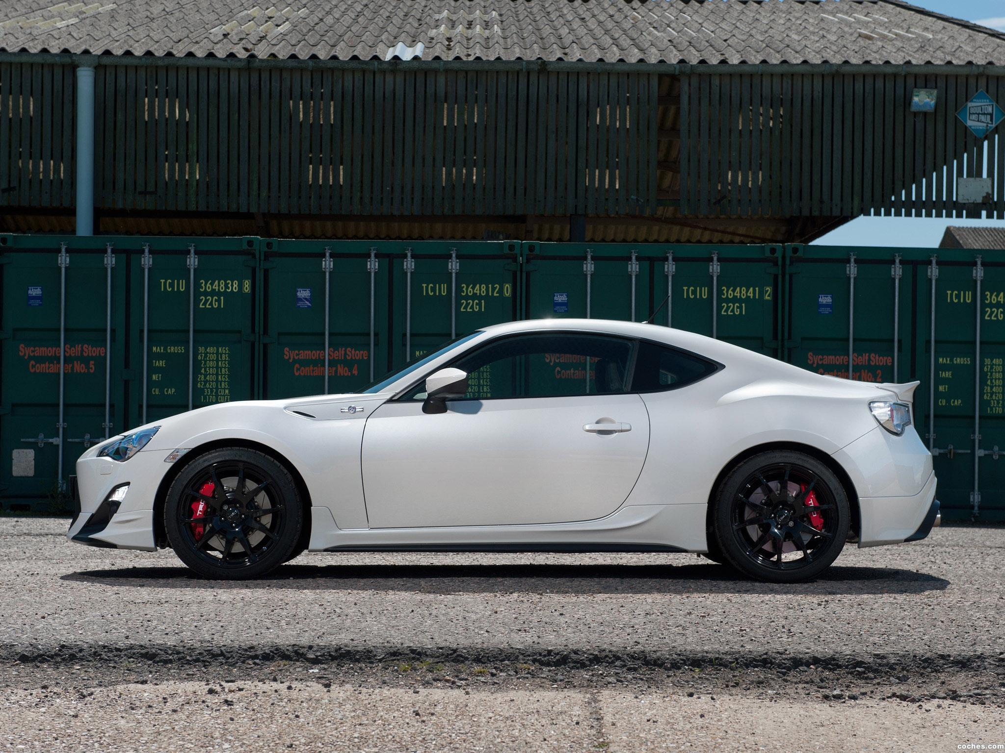 Foto 12 de TRD Toyota GT86 UK 2012