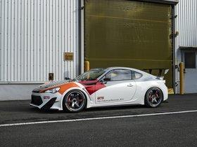 Ver foto 4 de Toyota TRD GT86 Griffon Concept 2013