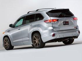 Ver foto 2 de Toyota Highlander TRD Sema Edition  2015