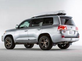 Ver foto 3 de Toyota Land Cruiser TRD Sema Edition 2015