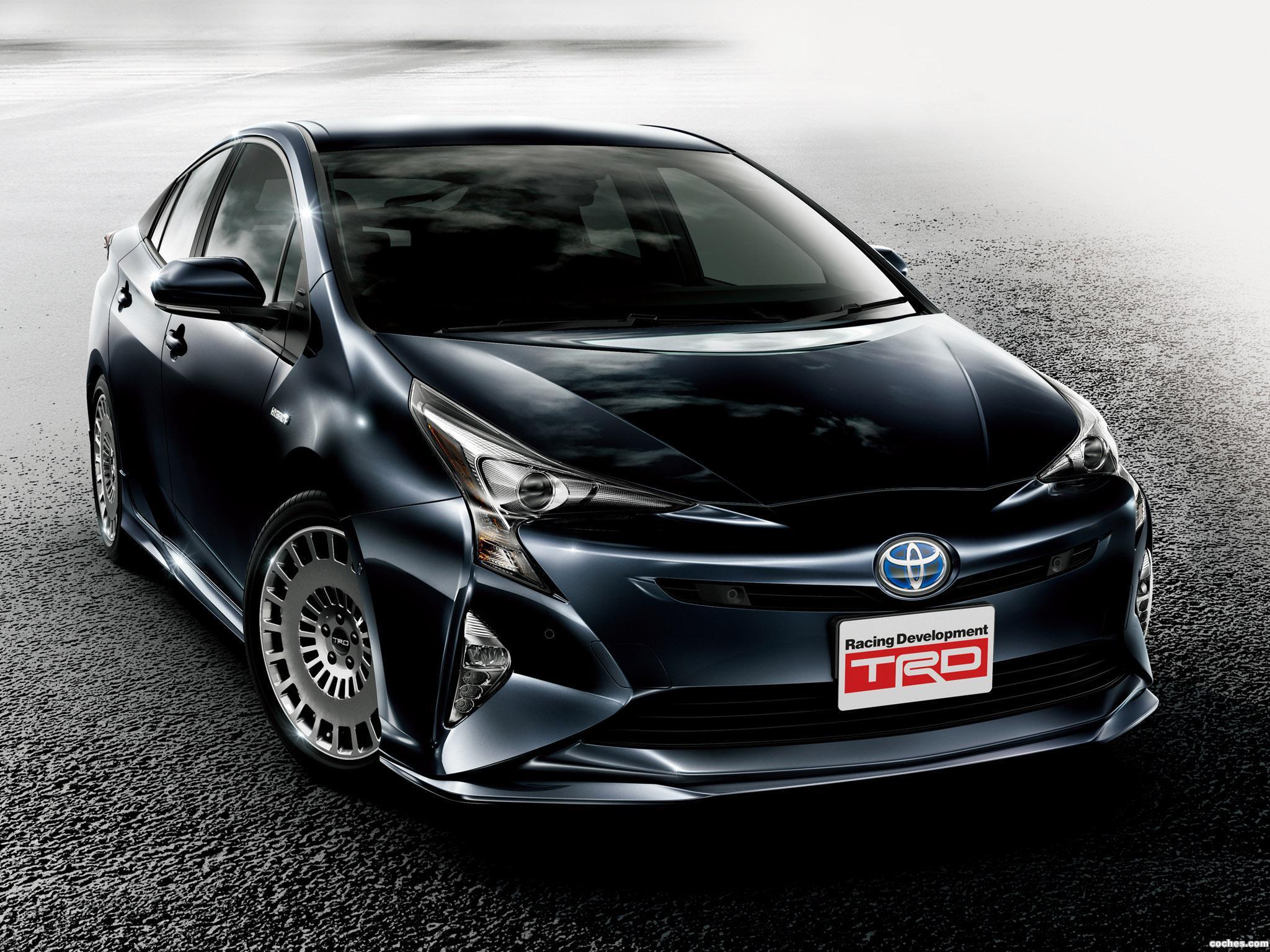 Foto 0 de Toyota Prius TRD  2015