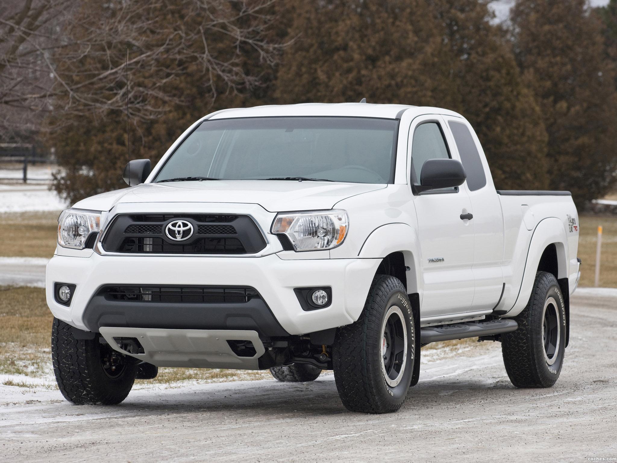 Foto 0 de Toyota TRD Tacoma Access Cab 2012