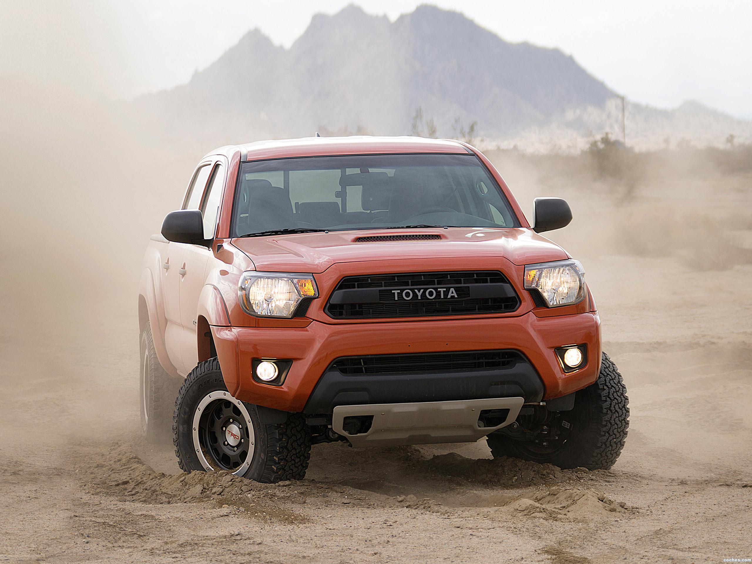 Foto 0 de Toyota TRD Tacoa Double Cab Pro 2014