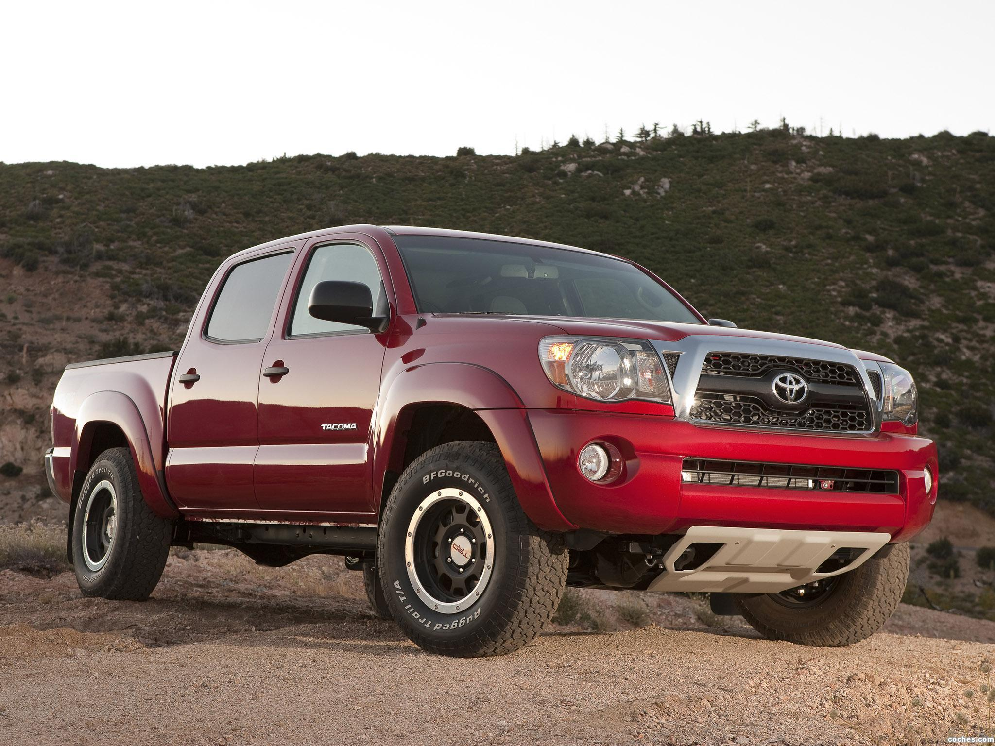 Foto 0 de Toyota TRD acoma Double Cab TX Pro Performance Package 2010