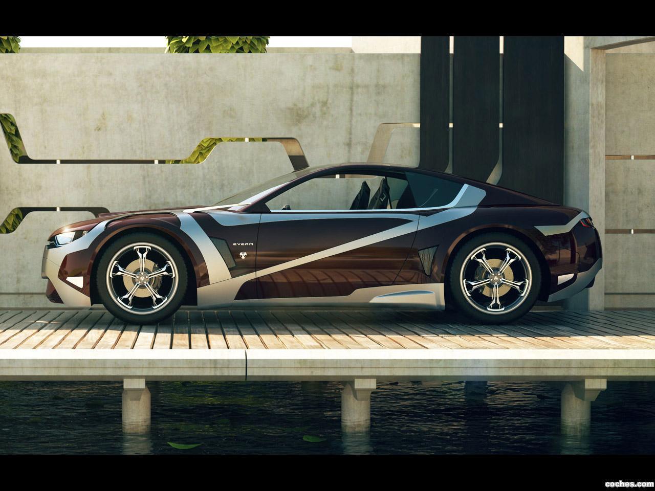 Foto 3 de Tronatic Everia Concept 2012