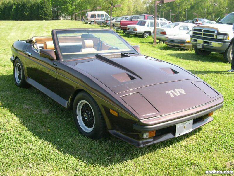 Foto 2 de TVR 280i 1986