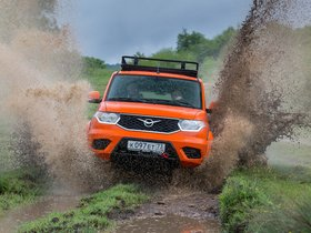Ver foto 4 de UAZ Patriot Expedition 2018