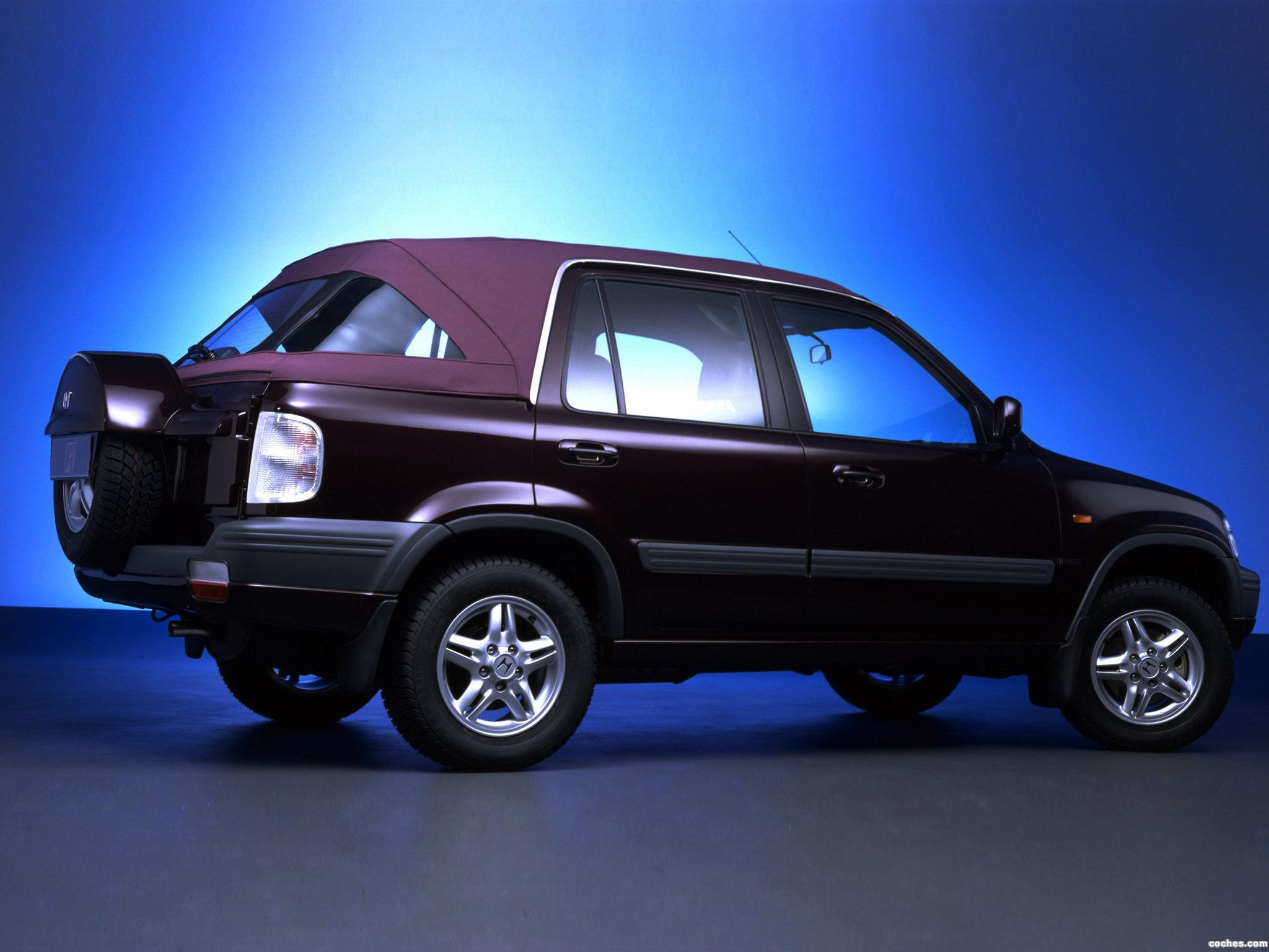 Foto 0 de Valmet Honda CR-V Open Air RD1 1998