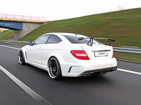 Ver foto 6 de Mercedes Vath AMG Clase C Coupe Black V63 Supercharged C204 2012