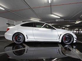 Ver foto 2 de Mercedes Vath AMG Clase C Coupe Black V63 Supercharged C204 2012