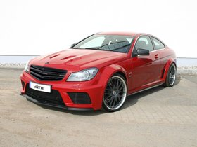 Fotos de Vath Mercedes AMG Clase C63 Supercharged V63 Black Series 2012