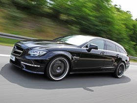 Fotos de Vath Mercedes AMG Clase CLS63 Shooting Brake 2013