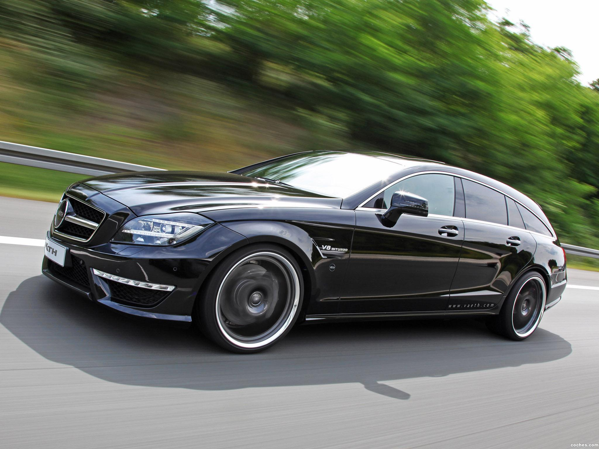 Foto 0 de Mercedes Vath AMG Clase CLS63 Shooting Brake 2013