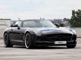 Fotos de Vath Mercedes AMG Clase SLS Roadster 2012