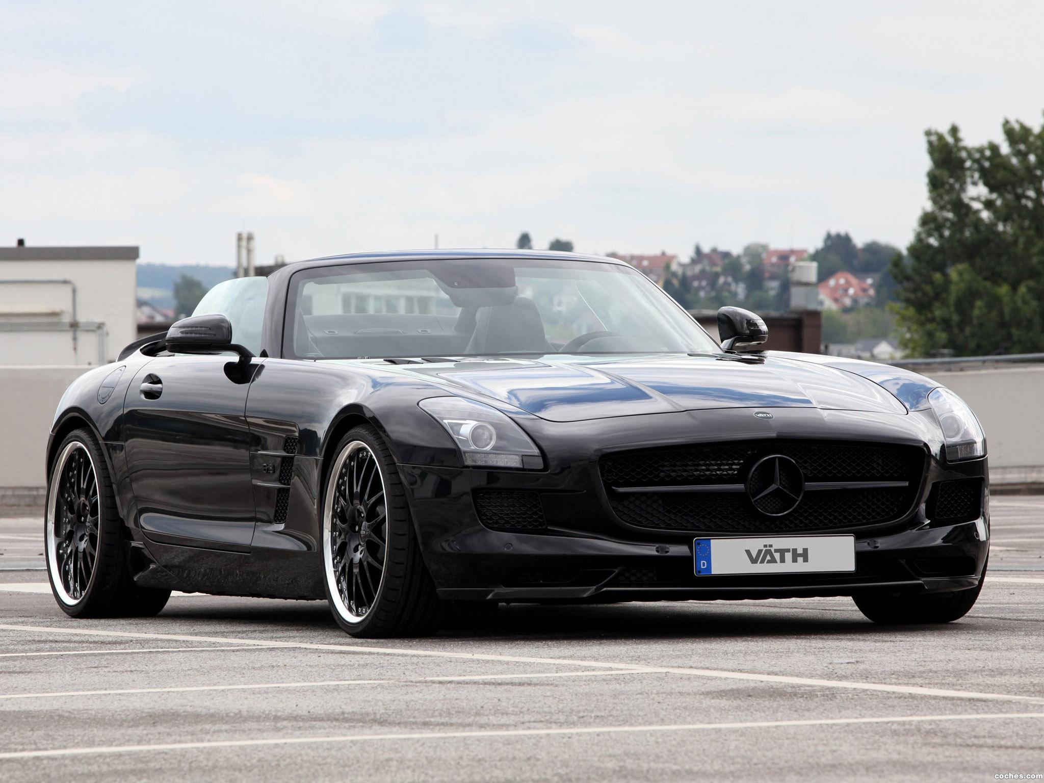 Foto 0 de Vath Mercedes AMG Clase SLS Roadster 2012