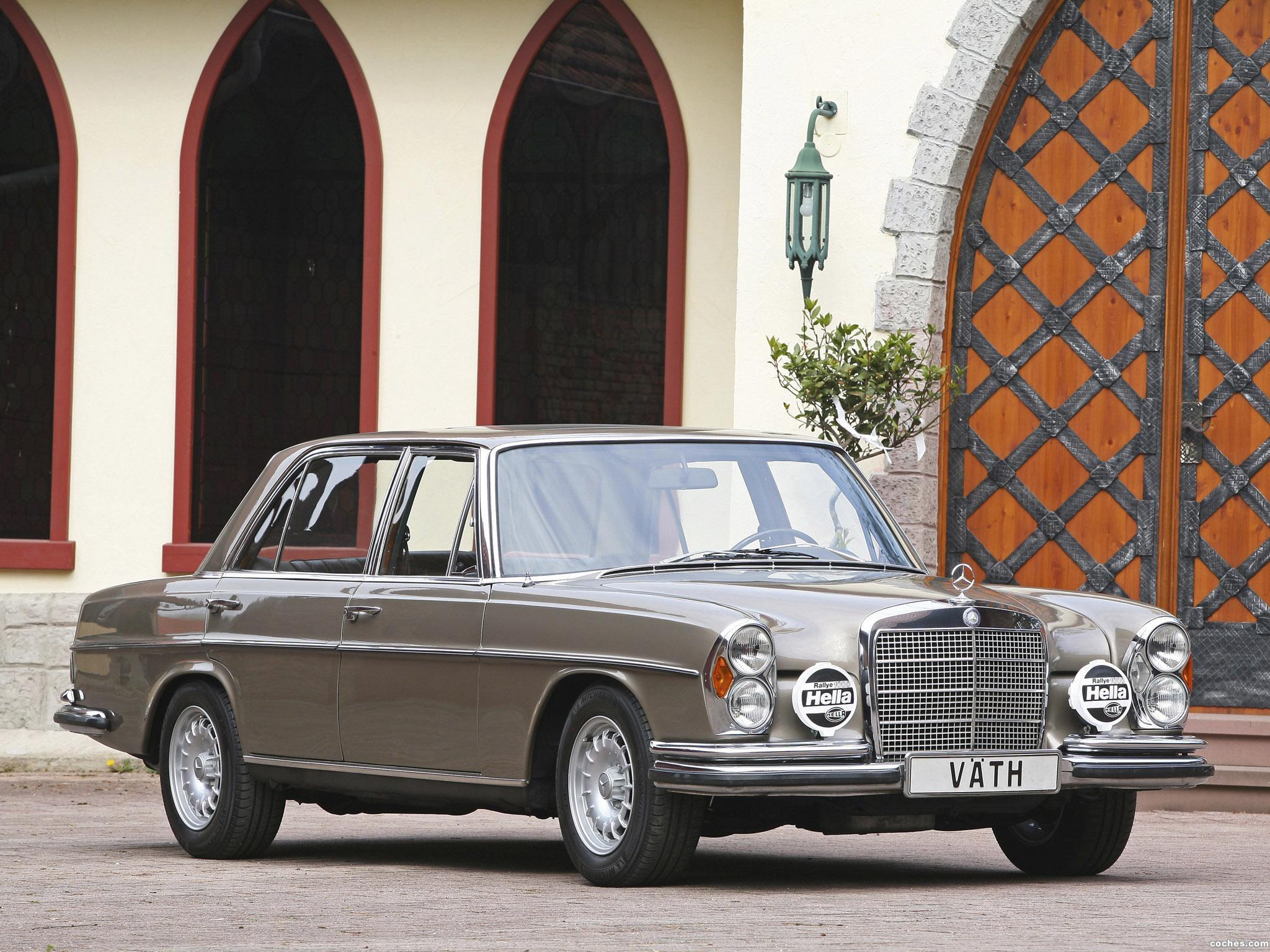 Foto 1 de VATH Mercedes 300 SEL W100 2012