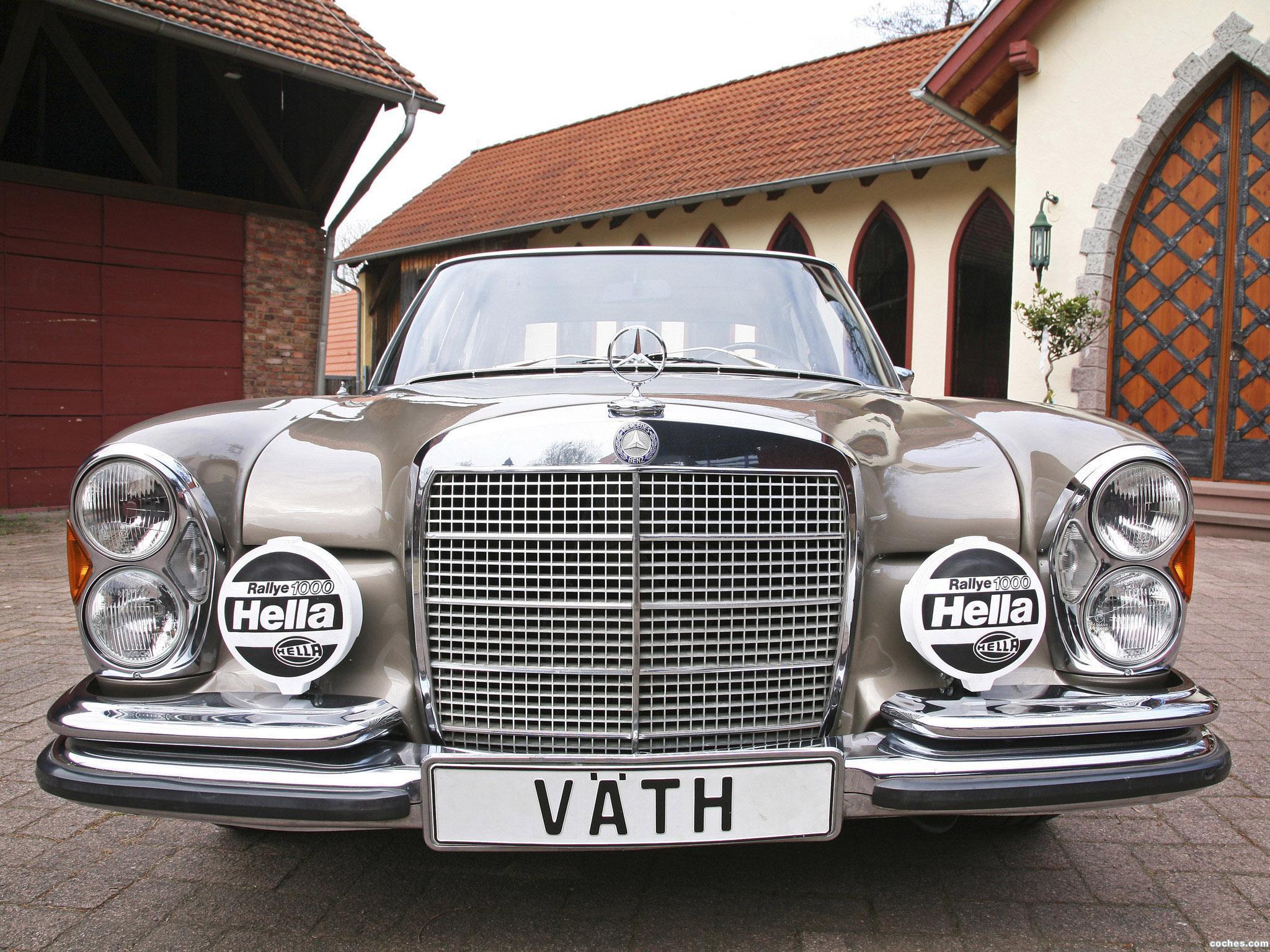 Foto 0 de VATH Mercedes 300 SEL W100 2012