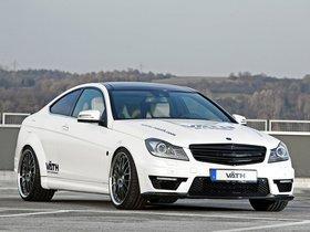 Ver foto 5 de Mercedes Vath Clase C Coupe V63 Supercharged C204 2011