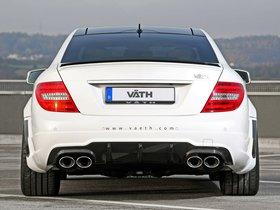Ver foto 4 de Mercedes Vath Clase C Coupe V63 Supercharged C204 2011