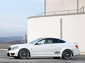Ver foto 2 de Mercedes Vath Clase C Coupe V63 Supercharged C204 2011