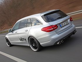 Ver foto 9 de Vath Mercedes Clase C V18 S205 2015