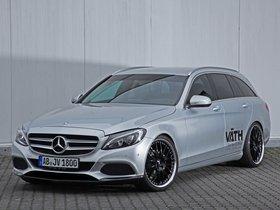 Ver foto 7 de Vath Mercedes Clase C V18 S205 2015