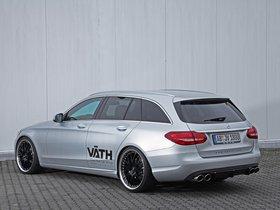 Ver foto 4 de Vath Mercedes Clase C V18 S205 2015
