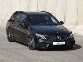 Ver foto 9 de Vath Mercedes Clase C V45 S205 2016