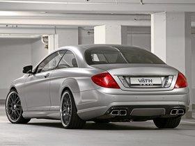 Ver foto 3 de Vath Mercedes Clase CL CL65 AMG C216 2011