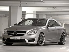 Fotos de Vath Mercedes Clase CL CL65 AMG C216 2011