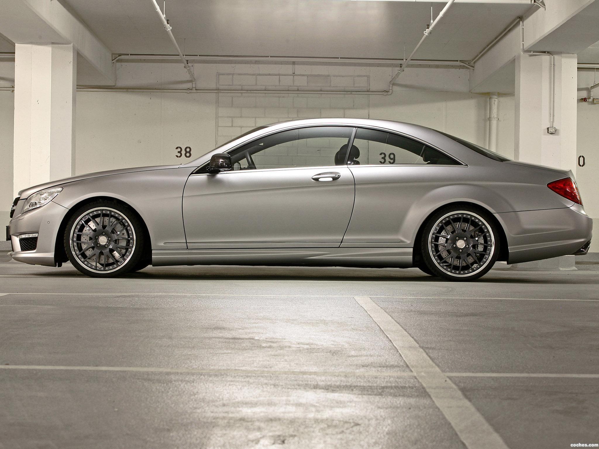 Foto 1 de Vath Mercedes Clase CL CL65 AMG C216 2011