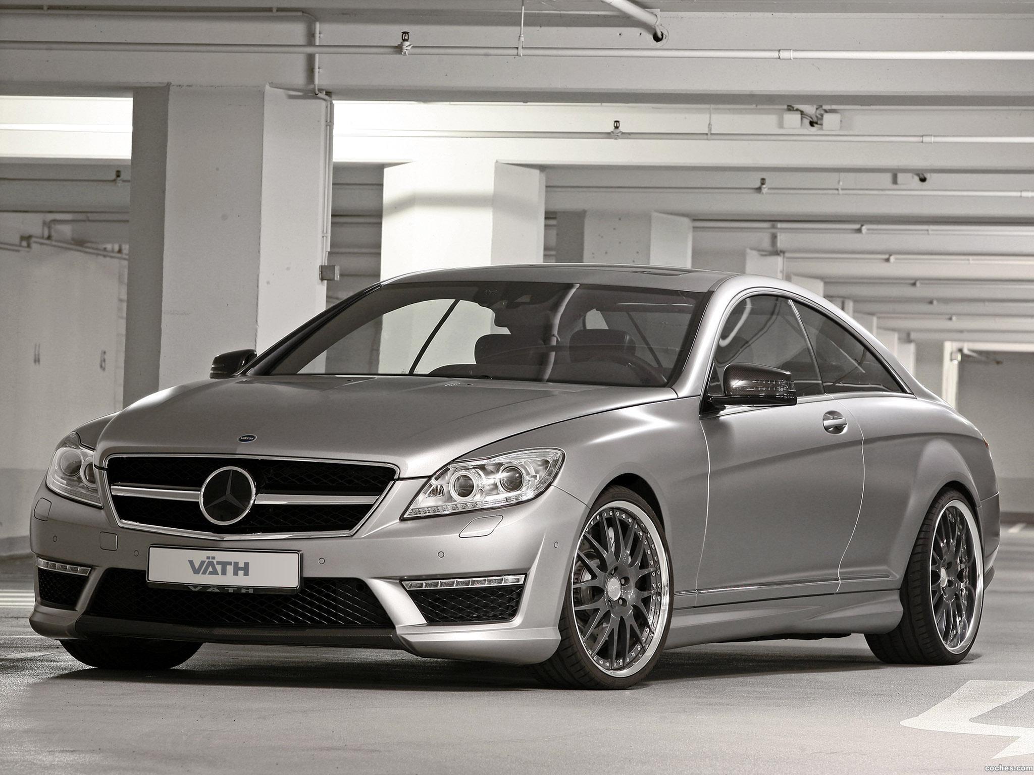 Foto 0 de Vath Mercedes Clase CL CL65 AMG C216 2011