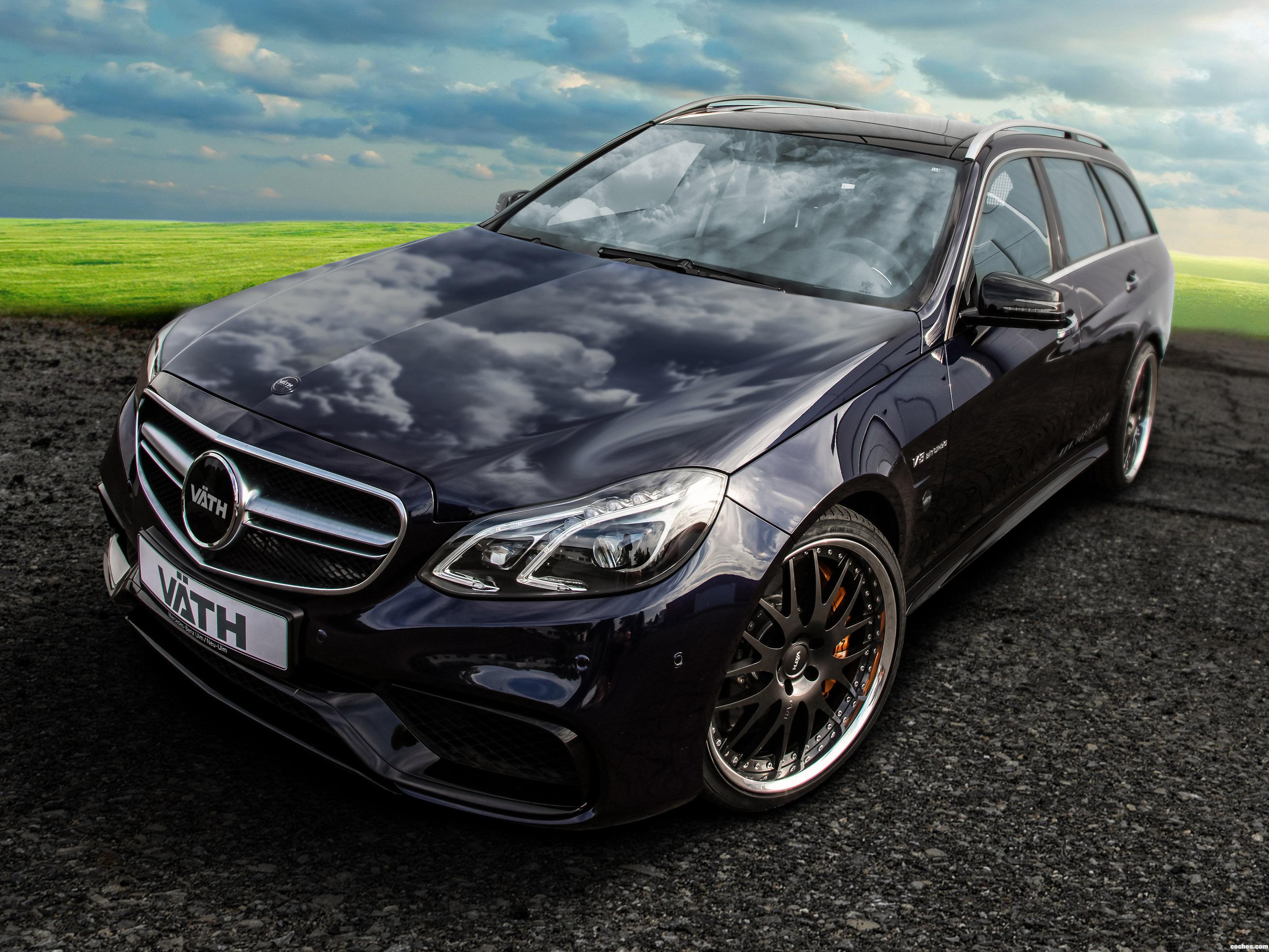 Foto 0 de Mercedes Vath Clase E Estate V63 RS S212 2014