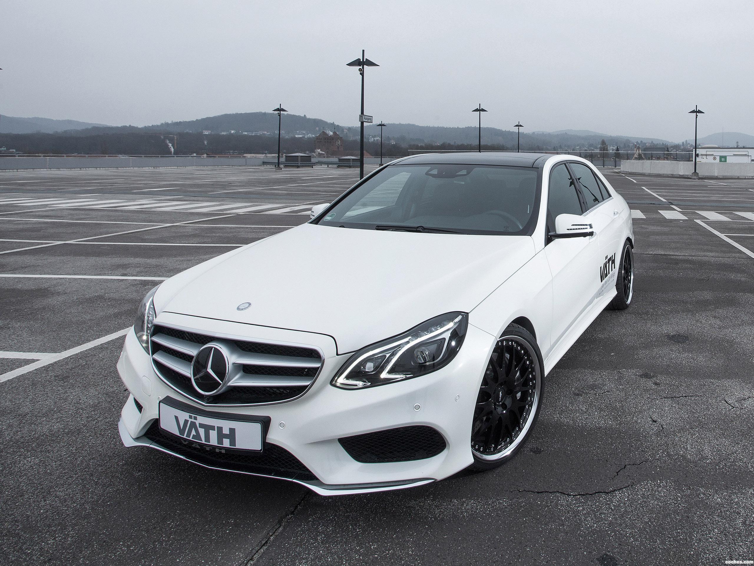 Foto 0 de Vath Mercedes Clase E V50 RS W212 2015