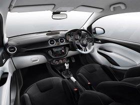 Ver foto 4 de Vauxhall Adam Black Edition 2014