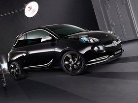 Ver foto 2 de Vauxhall Adam Black Edition 2014