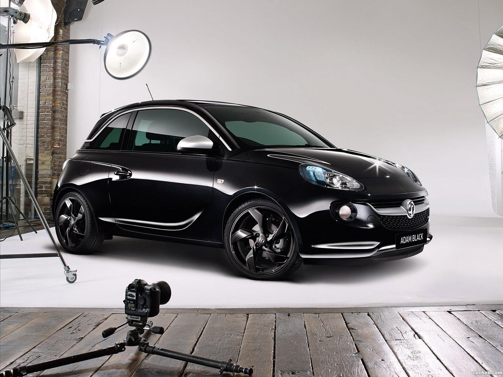 Foto 0 de Vauxhall Adam Black Edition 2014