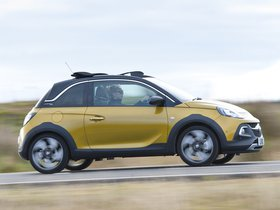 Ver foto 11 de Vauxhall Adam Rocks Air 2014