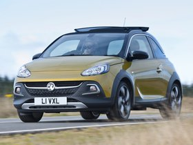 Ver foto 9 de Vauxhall Adam Rocks Air 2014