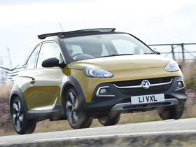 Ver foto 8 de Vauxhall Adam Rocks Air 2014