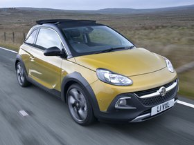 Ver foto 2 de Vauxhall Adam Rocks Air 2014