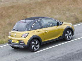 Ver foto 32 de Vauxhall Adam Rocks Air 2014