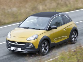 Ver foto 20 de Vauxhall Adam Rocks Air 2014